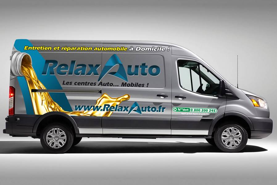 Camion-Atelier Relaxauto