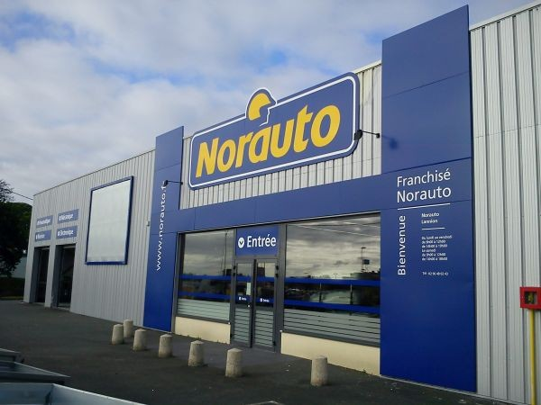Franchise norauto ouvrir une franchise garage centre auto for Garage auto saint nazaire