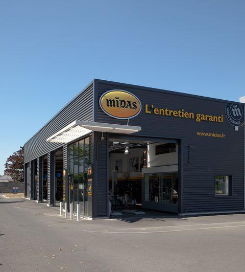 Franchise midas ouvrir une franchise garage centre auto for Ouvrir garage moto