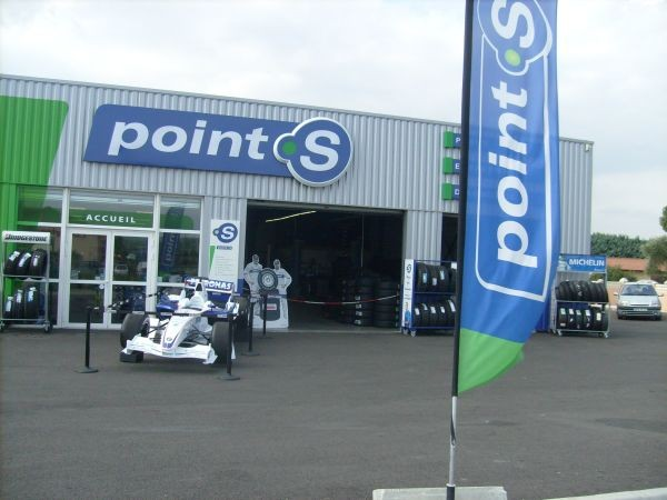 Franchise point s ouvrir une franchise garage centre auto for Ouvrir garage auto entrepreneur